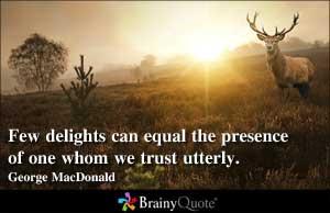 George MacDonald Quotes