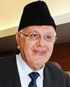 Farooq Abdullah Profile Info