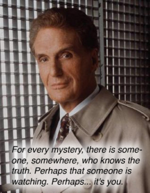 The 9 Most Memorable Robert Stack Lines from 'Unsolved Mysteries'