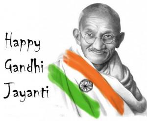Download Gandhi Jayanti 2 October 2013 Wallpapers/Greetings: