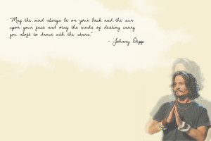Johnny Depp quote by siwonie-lover94