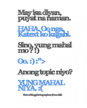 ... pinoy love quotes patama quotes funny quotes pinoy pick up lines