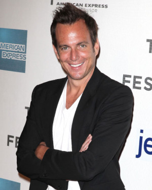 Will Arnett is a kind of male specie that we all don't want to miss ...