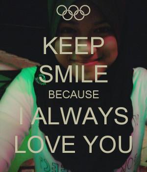 Love You Quotes Smile Rain