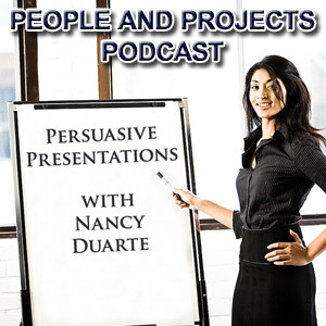 Thank you for joining me for this episode of The People and Projects ...