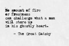 Fitzgerald quotes - Great Gatsby