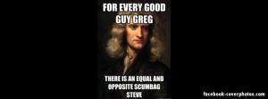 Sir Isaac Newton Cover Photo