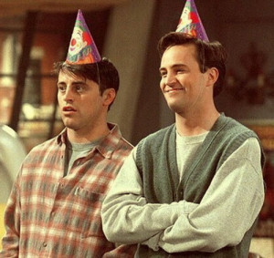 friends tv show Joey Tribbiani chandler bing F.R.I.E.N.D.S. Matt ...