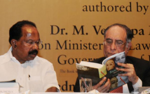 download now Its about Law Minister Veerappa Moily Has Authored Shree ...