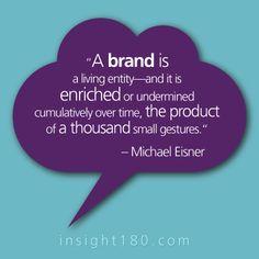 Branding #Quote