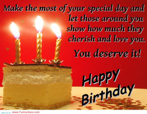 Funny Happy Birthday Wishes Quotes. Funny Quotes On Being Thankful ...