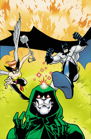 Ics Universe Justice League