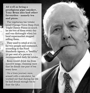 Tony Benn, veteran Labour politician, dies aged 88
