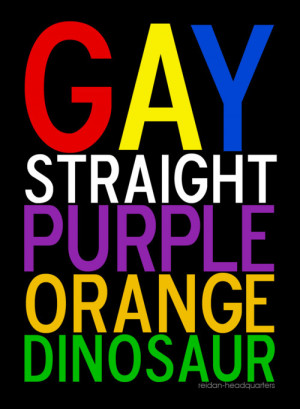, darren criss, darren criss quote, dinosaur, gay, homo, homosexual ...