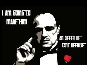 Don Vito Corleone The Godfather