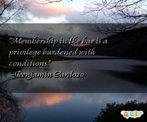 Membership Quotes