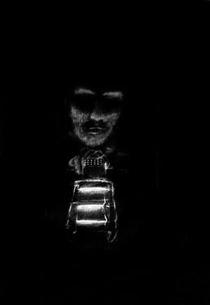 The Tell-Tale Heart - Edgar Allan Poe by mgkellermeyer