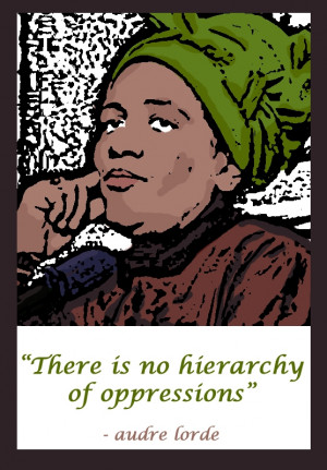 Feminist Quote Friday {Audre Lorde}