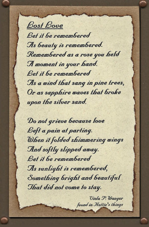 Displaying (16) Gallery Images For Great Grandparents Poems...