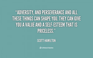 Quotes About Perseverance through Adversity