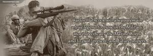 Carlos Hathcock Tribute Wallpaper