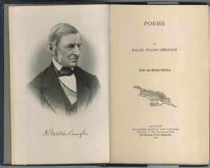Ralph Waldo Emerson Author Of Self Reliance And Other Essays