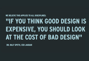 dez ralf speth on the cost of design quotes