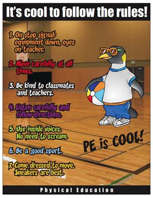 Grades 3-5 Physical Education Lesson Idea/Plans Menu