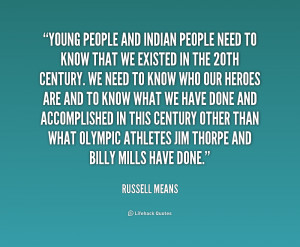 Russell Means Quotes