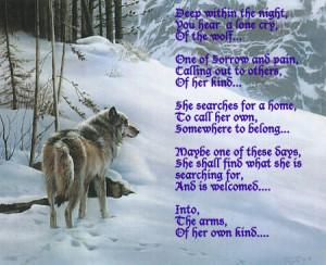 ... poetry visual found poetry 2004 2014 slighetaisgeala a wolf poem if