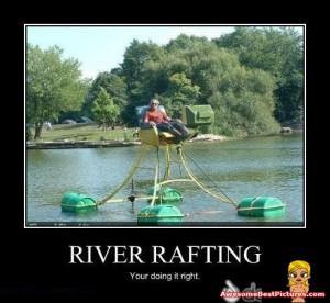 Funny River Rafting
