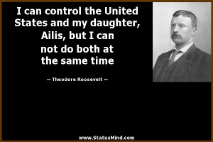do both at the same time Theodore Roosevelt Quotes StatusMind