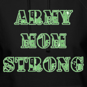 Design ~ Army Mom Strong