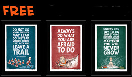 Get three hi-res poster pdfs featuring motivational quotes by Ralph ...