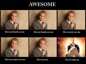 Barney Stinson Meme Awesome