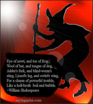 Halloween Sayings, Quotes and Jokes