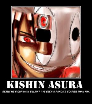 Eater Kishin Asura Cosplay...