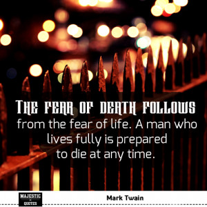 INSPIRATIONAL QUOTES ABOUT LIFE AND DEATH / FAMOUS QUOTES ON DEATH ...