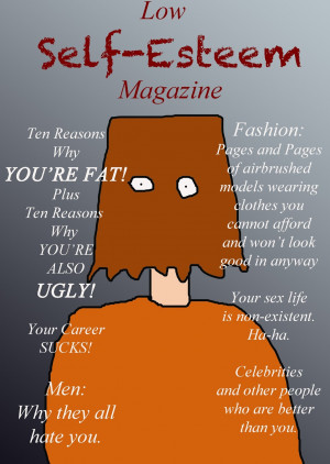 Low Self-Esteem Magazine