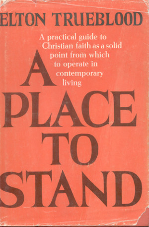 "Start by marking ""A Place To Stand"" as Want to Read:"