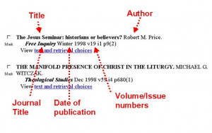 How to cite an author and journal mla in an essay
