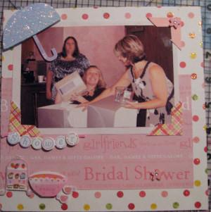 Bridal Shower Layout 2