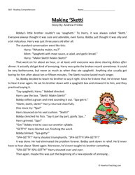 Fourth Grade Reading Comprehension Worksheets