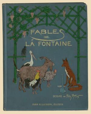 LA FONTAINE Jean DE