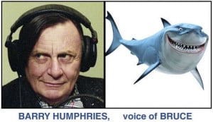 Barry Humphries in Finding Nemo (2003)