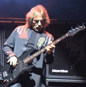 Black Sabbath's Geezer Butler has been arrested in Death Valley, CA ...