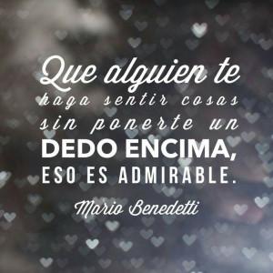 Mario Benedetti #citas en #español
