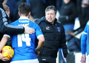 Paul Cook Paul Hardyman may still have a Pompey future Portsmouth