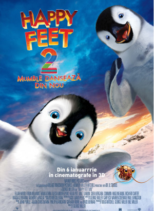 Happy Feet Two (2011)..the movie