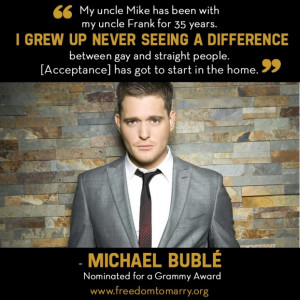 Buble - thank you!
